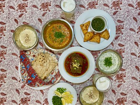 11.1.2020 Dinner in Lahore