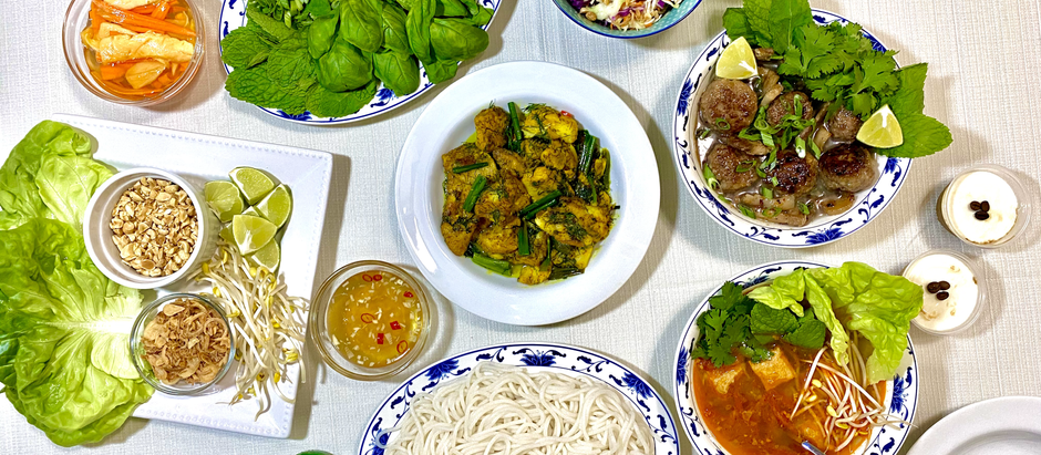11.15.2020 Dinner in Hanoi
