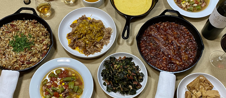 2.2.2021 Dinner in Charleston