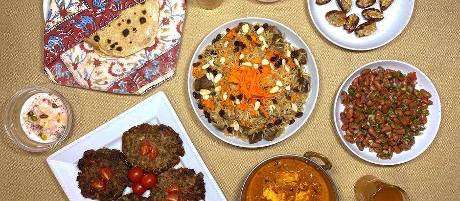 5.2.2021 Dinner in Peshawar