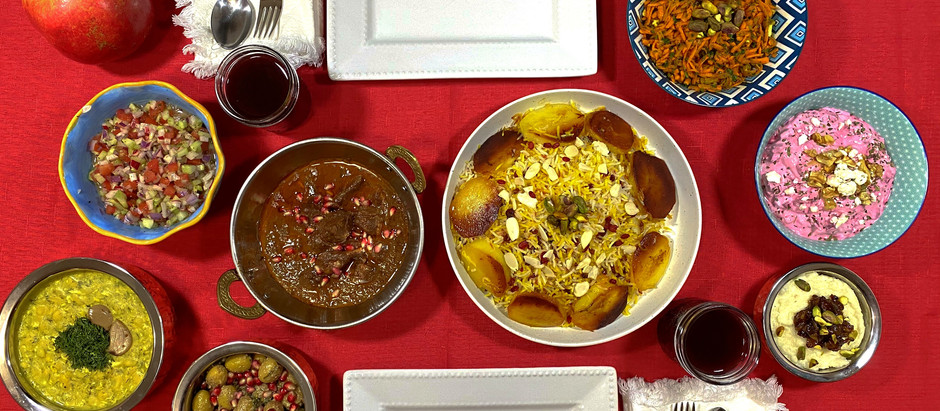 4.11.2021 Dinner in Gilan Province