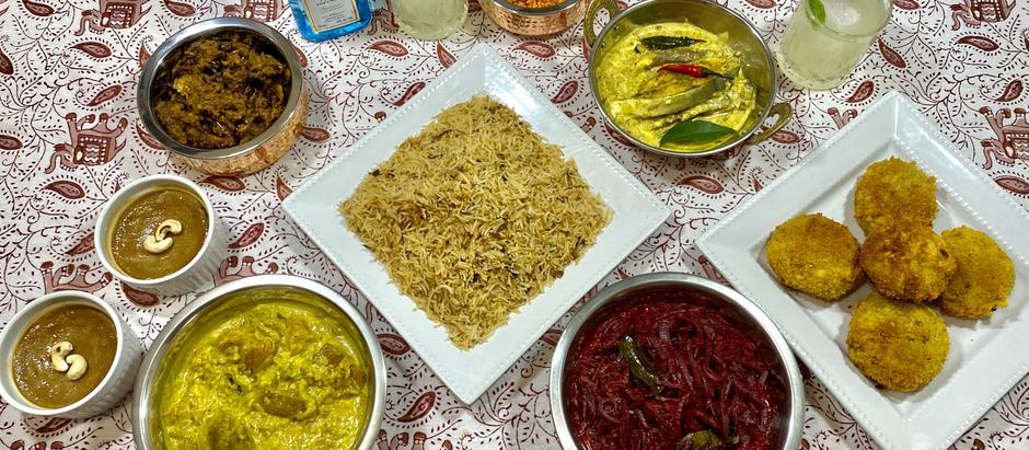 1.26.2021 Dinner in Colombo