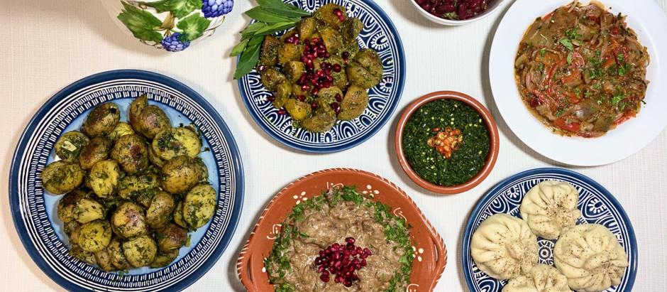 11.17.2020 Dinner in Tbilisi