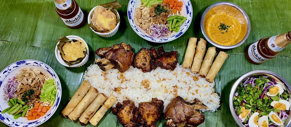 1.19.2021 Dinner in Manila