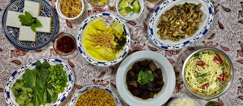 12.15.2020 Dinner in Bangkok