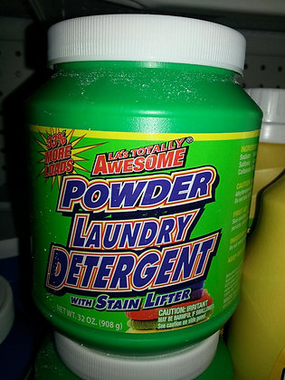 LA's Totally Awesome Laundry Detergent
