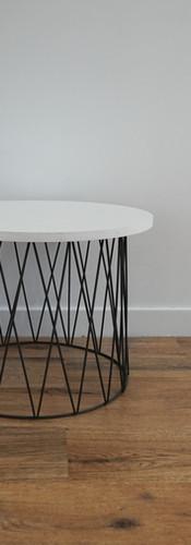 Geo Side Table