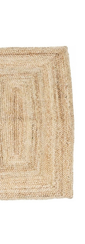 Structured Natural Rug