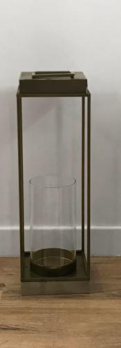 Large Bronze Lanterns
