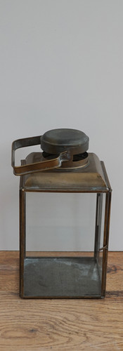 Medium Brass Lanterns