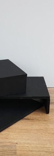 Chalkboard Display Plinths