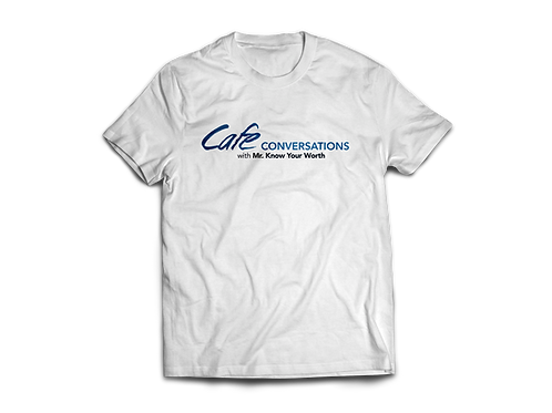 Cafe Conversations Tee