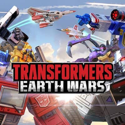 Space Ape game Transformers: Earth Wars