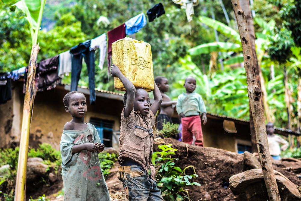 Countries like Burkina Faso are facing food scarcity