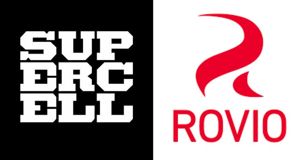 Supercell, Rovio
