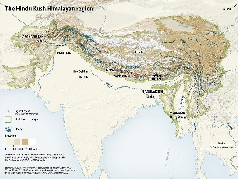 Hindu Kush Himalayan Region