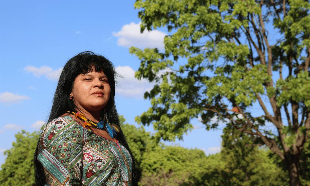 Sonia Guajajara. Image courtesy: Believe Earth