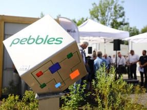 Pebbles: The Blockchain-Powered Energy Trading App
