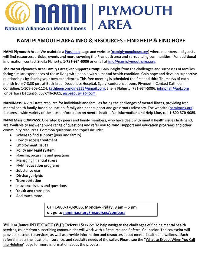 NAMI Info & Resource       List_Rev4-1.j