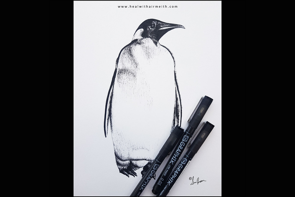 Spirit Animal - Emperor Penguin