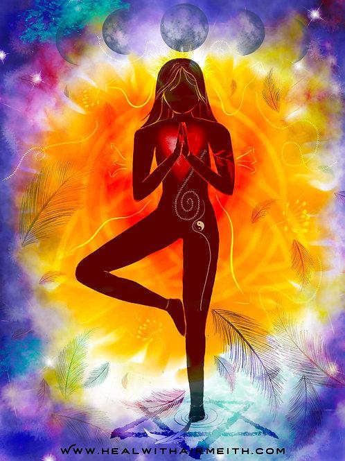 Soul Energy Portrait & Reading