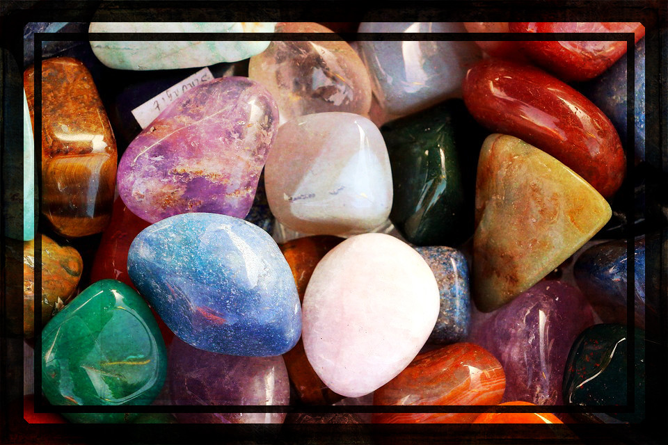 Cleanse crystals