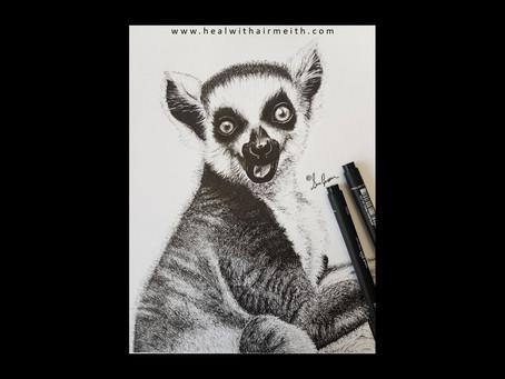 Spirit Animal - Lemur