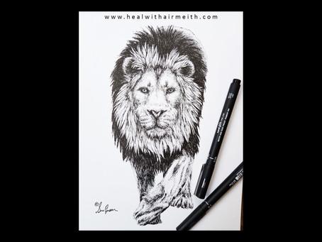 Spirit Animal - Lion