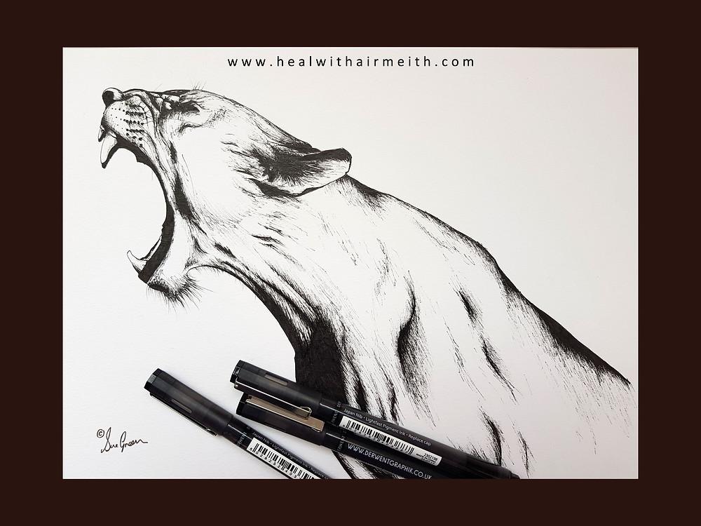 Spirit Animal - Puma