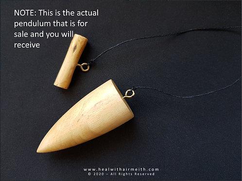Small Dowsing Pendulum - 2