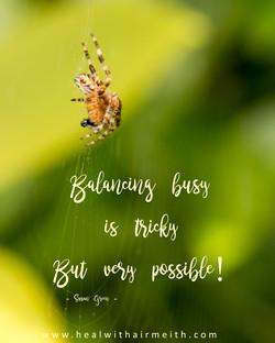 BalancingBusy