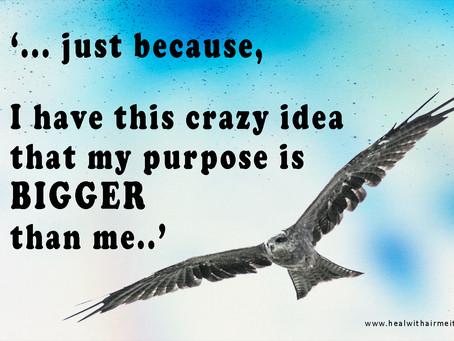 Inspiration just ahead..