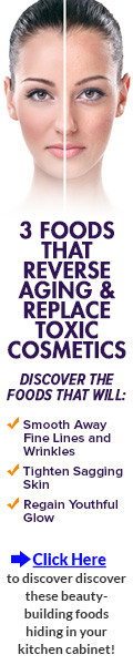 3 Foods that reverse aging & replace toxic cosmetics