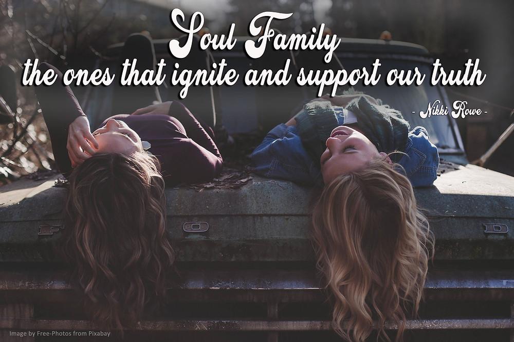 Soul Mates, Soul Family