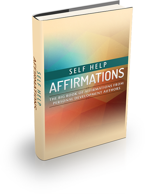Affirmations for Self Help eBook