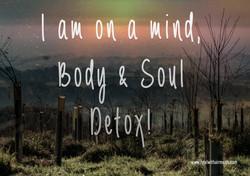 Mind-Body-Soul-Detox