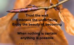 trust-the-wait