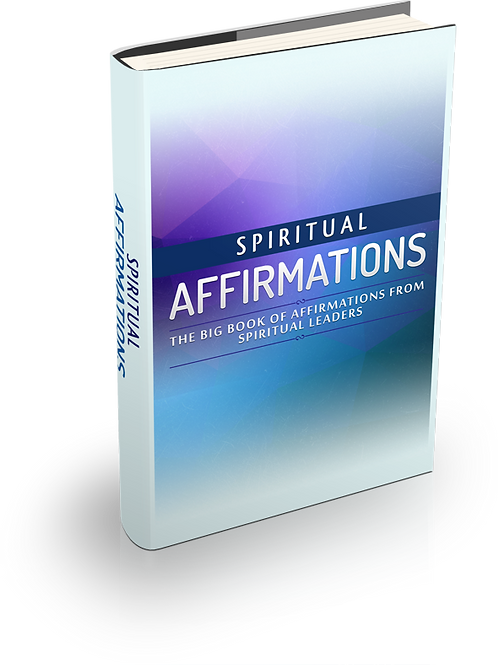 Spiritual Affirmations eBook