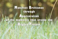 ManifestBrilliance