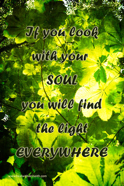 Look-with-your-soul