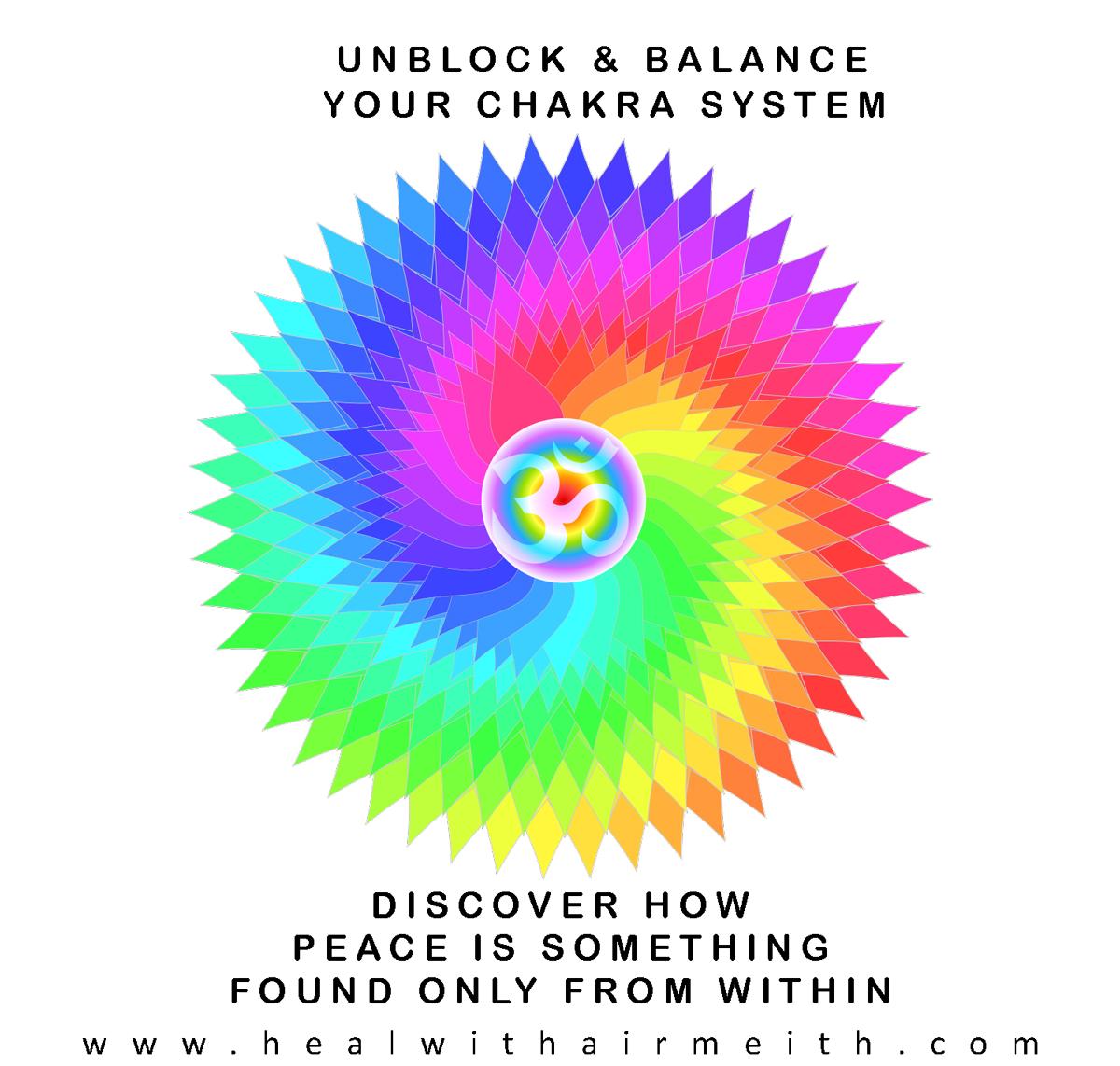Chakras Unblocked - Part 3 | Holistic health | Airmeith