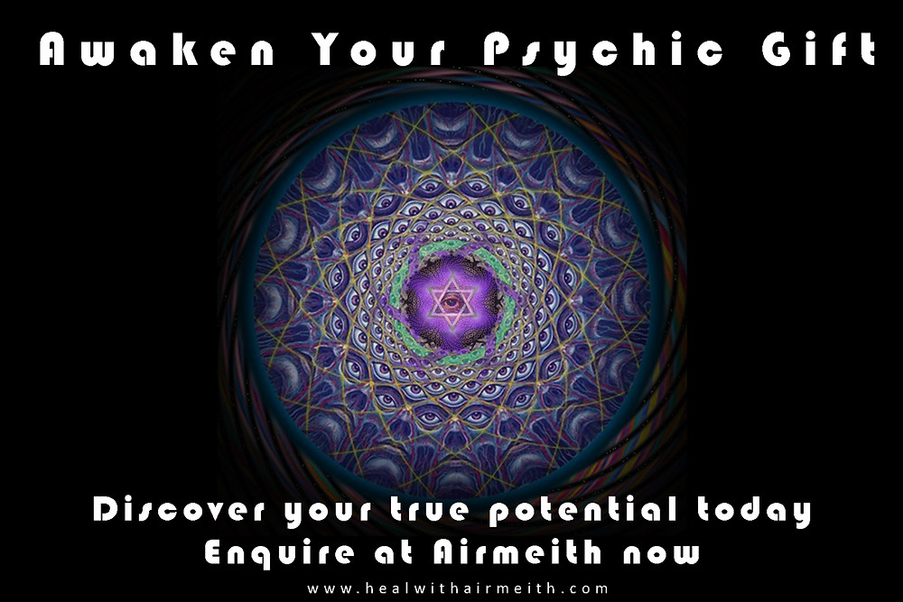 Open Psychic potential