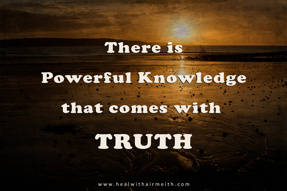 There is Powerful Knowledge in Truth