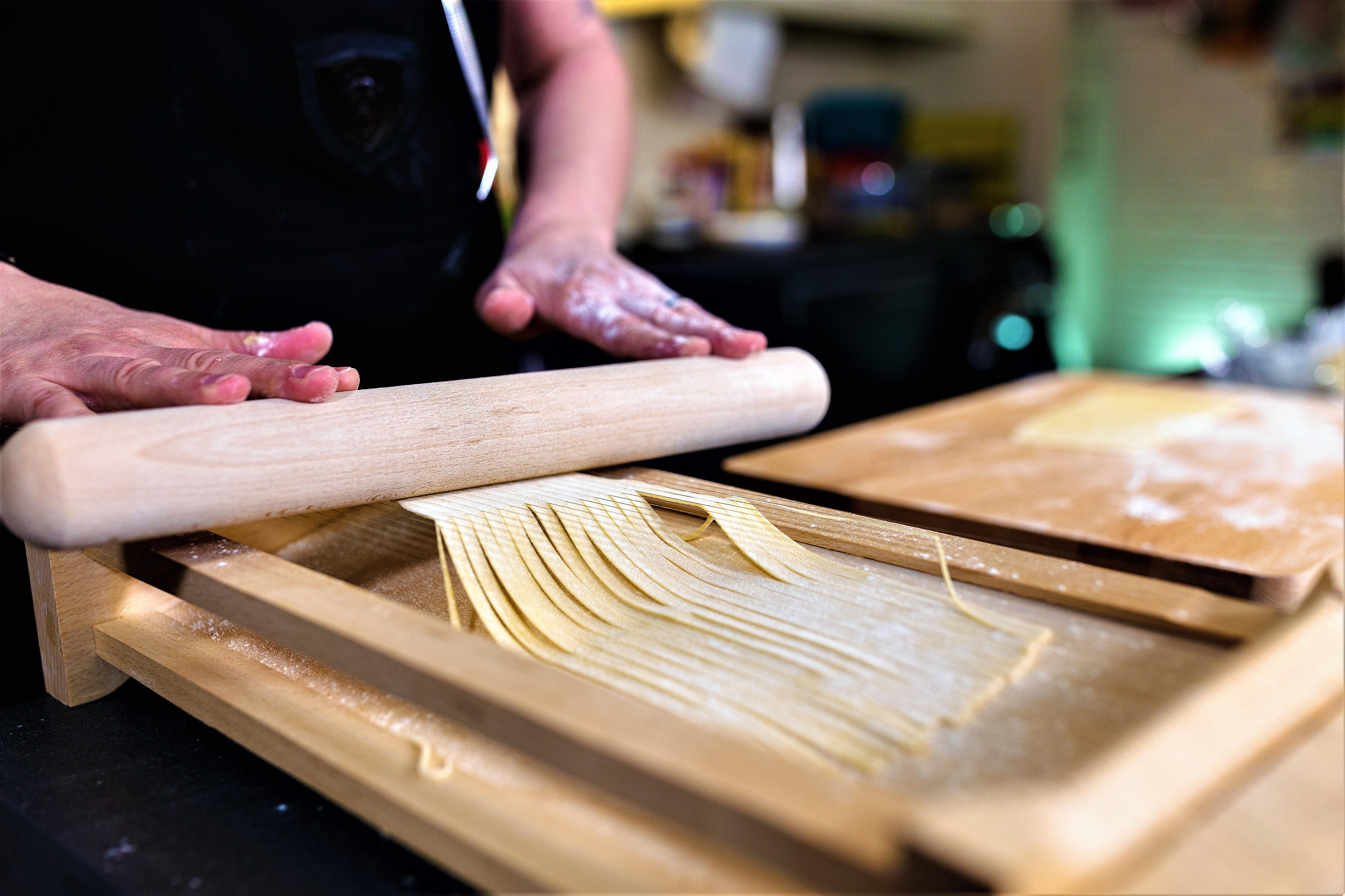Relaxing Handmade Pasta Cooking Class