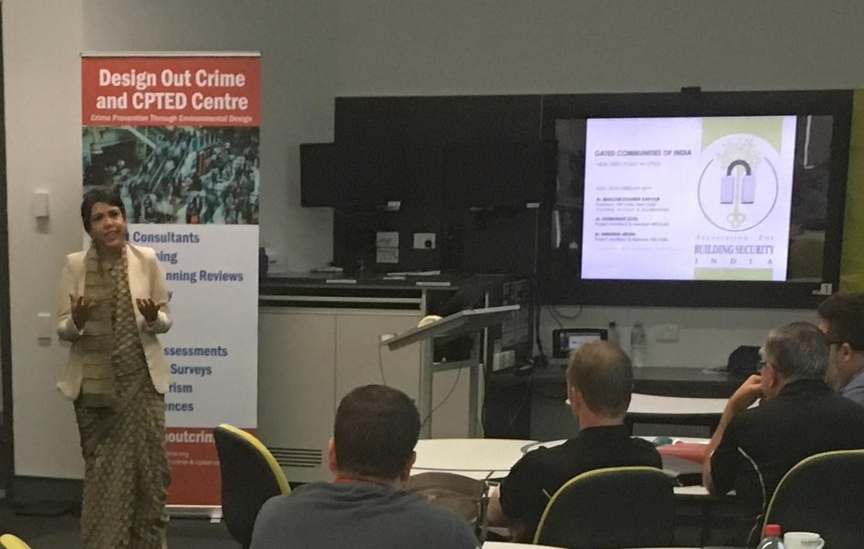 Presentation at Perth 2019