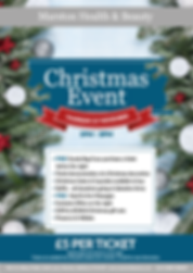 PRO#10223 A4 Christmas Marston Poster 20