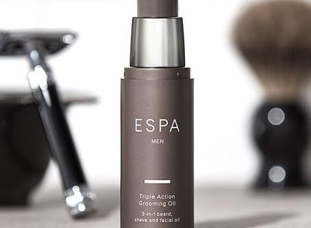 ESPA MEN Triple Action Grooming Oil, 25ml