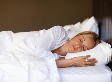 Beauty Fact - Benefits of sleep