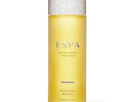 Beauty Tip - Bath Oil
