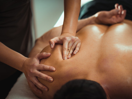 New we are now offering - Sports Massage